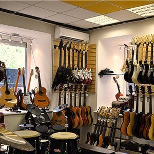 Музыкальные магазины Богородска