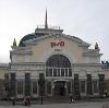 Железнодорожные вокзалы в Богородске