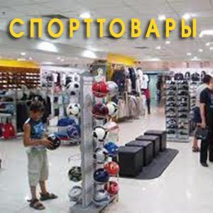 Спортивные магазины Богородска