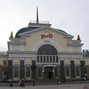 Железнодорожные вокзалы Богородска